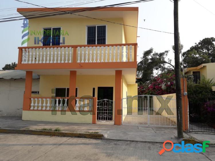 Venta Casa 3 recamaras Ruiz Cortinez Coatzintla Veracruz,