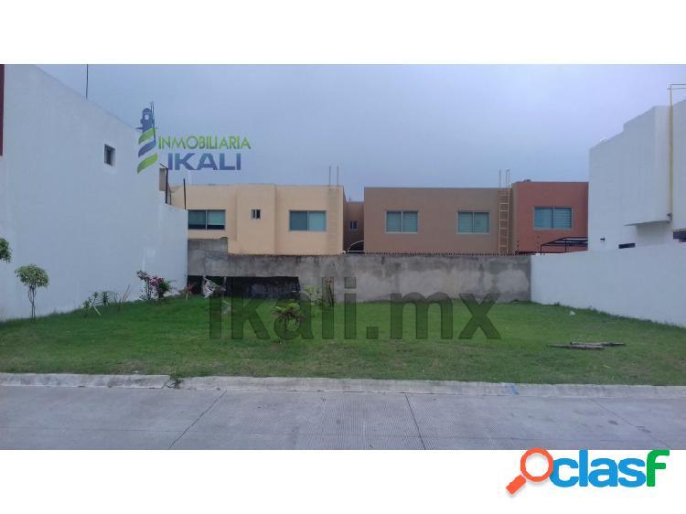 Venta Terreno 150 m² lomas Residencial Poza Rica Veracruz,