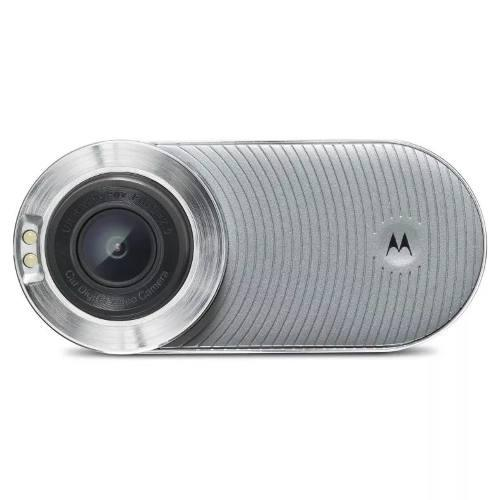 Videocamara Para Automovil Motorola Dash Cam Mdc 100 Plata
