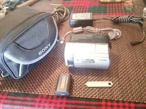 Videocamara Sony Handycam Dcr-sr45 30gb Hdd+accesorios