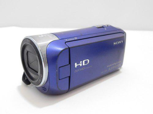 Videocamara Sony Hdr Cx240 + Memoria De 32gb