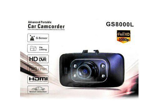 Videocámara Full Hd 1920 X 1080p Para Automóvil