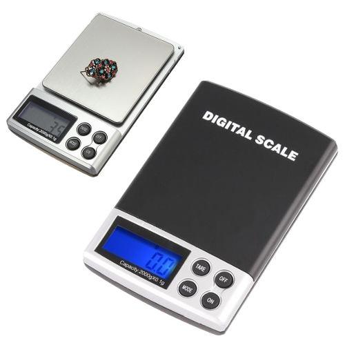 Bascula Digital Portatil g X 0.1g Joyero