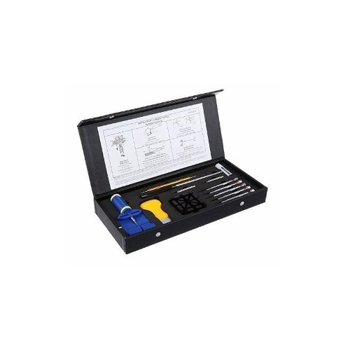 Kit Herramienta Relojero Optima Portable Watch Tool Kit