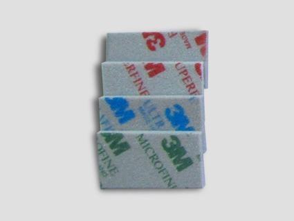 Lijas De Esponja Para Joyería Metal Clay
