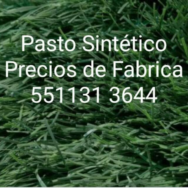 Pasto Sintético Instalación, Caucho y Arena Silica