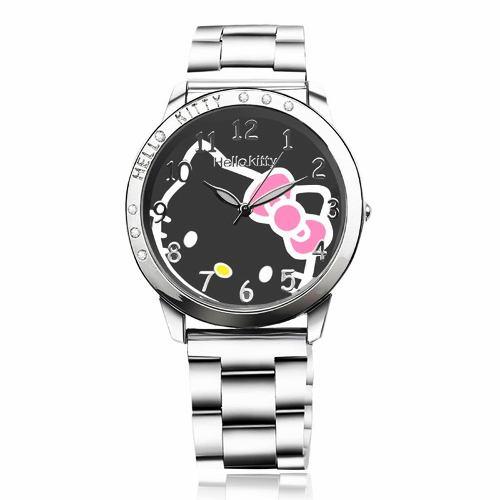 Reloj Hello Kitty Mujer Niña Envio Gratis