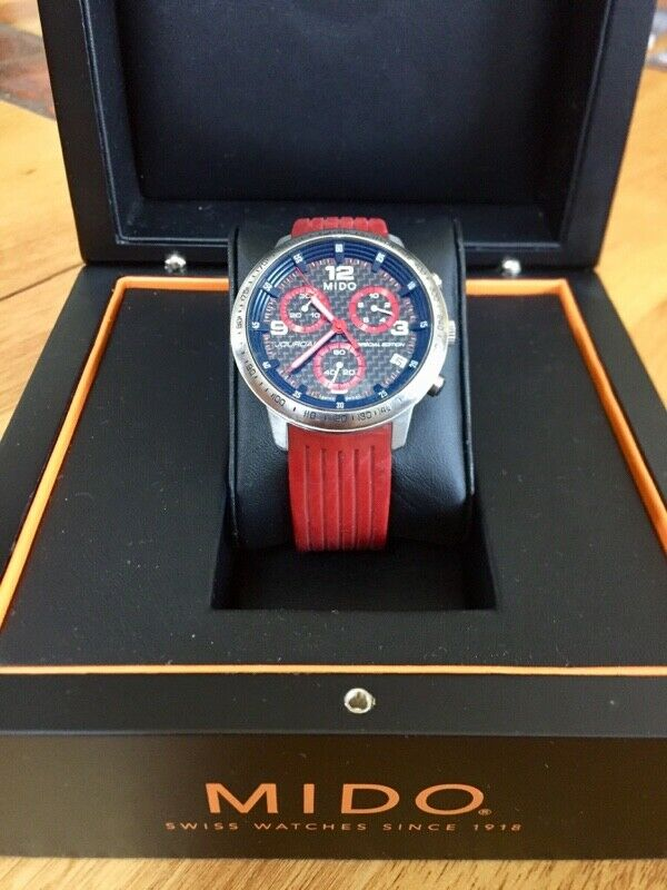 Reloj Mido Jourdain special edition