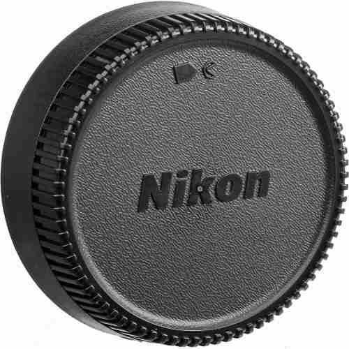 1 Tapa Para Lente Posterior Nikon Con Logotipo