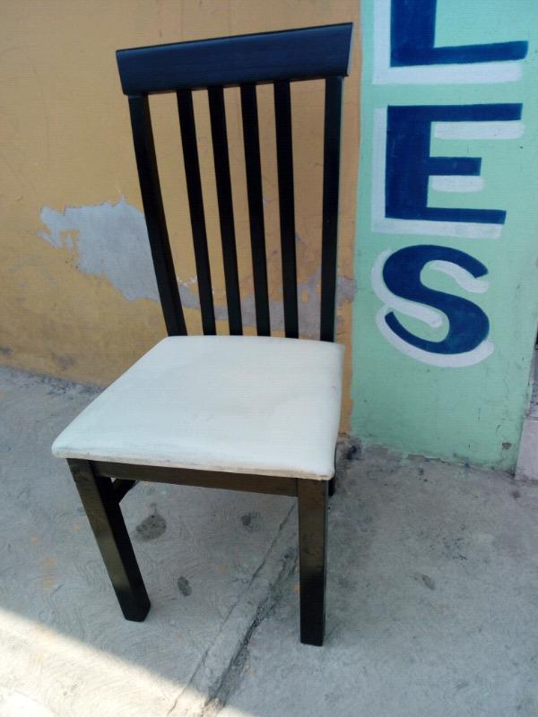 3 sillas de comedor $299c/u