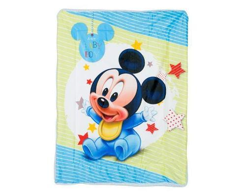 Cobertor Para Bebé Mickey Mouse Envío Gratis!!!