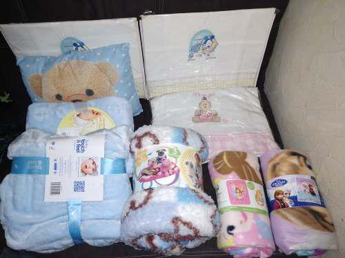 Cobertores De Bebe Providencia Nuevos Suaves Remato