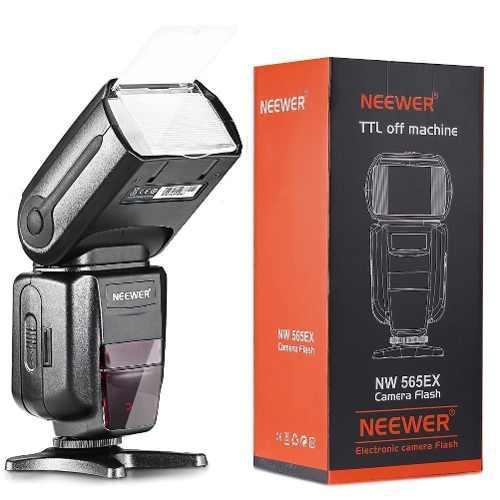 Flash Neewer 565ex I-ttl Automatico Para Nikon Envio Gratis