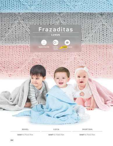 Frazada Calientita Luxus Para Bebe Marca Esquimalito