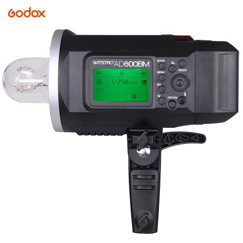 Godox Witstro Ad600bm 600ws Gn87 Hss 1/8000s Strobe Flash