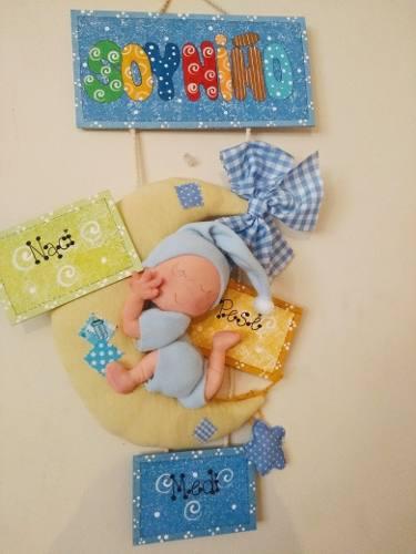 Letrero Para El Nacimiento Del Bebe
