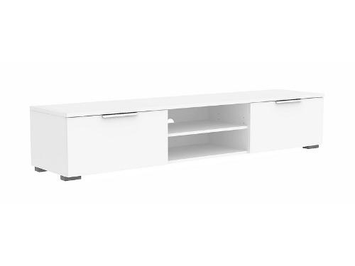 Mesa Para Tv Modelo Cracovia - Blanco Këssa Muebles