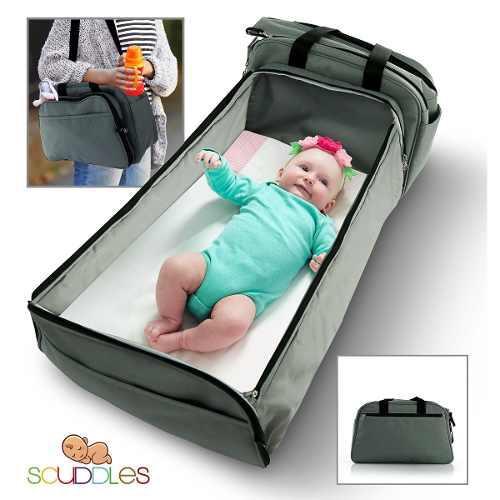 Scuddles 3 1 Cuna Portátil Para Bebé Cama De Bebé