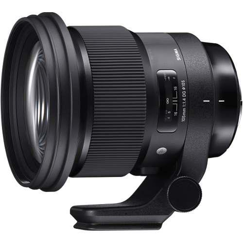 Sigma 105mm F1.4 Art Dg Hsm/para Nikon (msi)