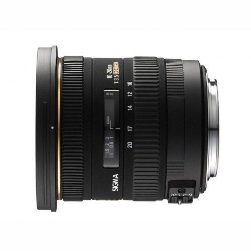 Sigma Lente 10-20mm F3.5 Ex Dc Hsm Para Nikon (msi)