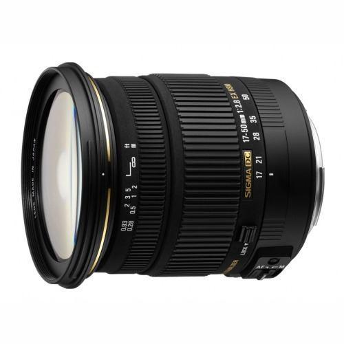Sigma Lente 17-50mm F/2.8 Ex Dc Os Hsm P/canon (msi)