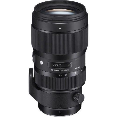 Sigma Lente 50-100mm F/1.8 Dc Hsm Art P/canon (msi)