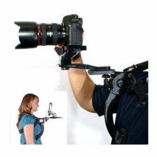 Soporte Estabilizador De Hombro Para Video Camara Y Dslr