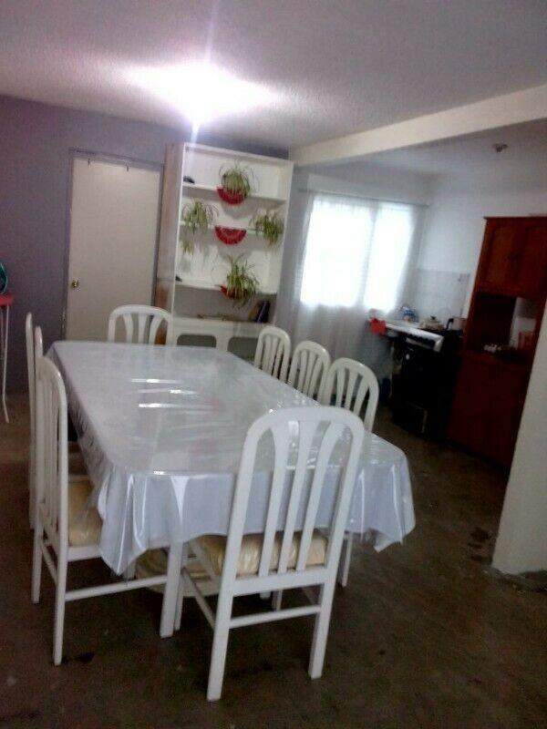 vendo comedor y mueble de cocina