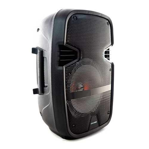 Bafle Bocina Bluetooth 8 Pulgadas Incl. Microfono St-80 Full