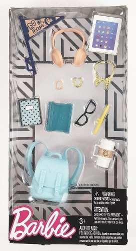 Barbie Fashion School Spirit Accesory Pack