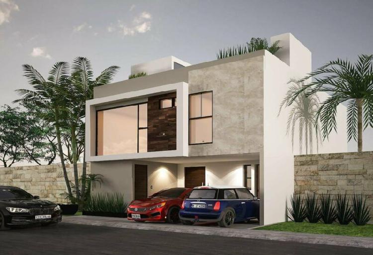 Casa en venta con 4 Recamaras en Bosques de San Diego,