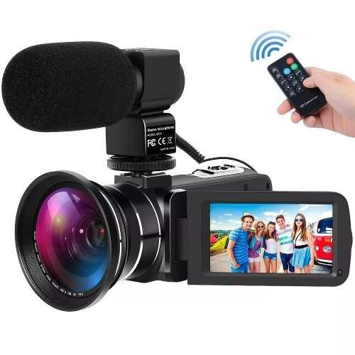Cámara Digital Videocámara Full Hd p 24.0 Mp Envio