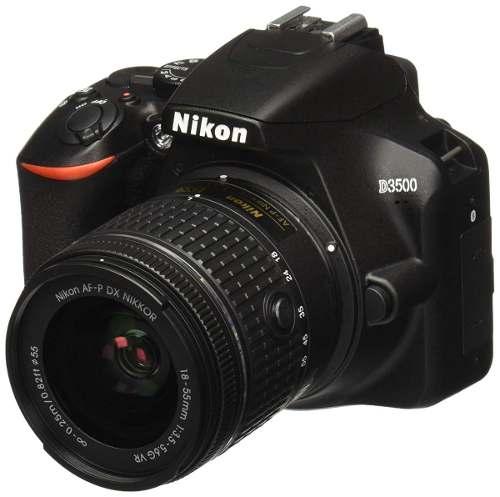 Cámara Nikon D W/ Af-p Dx Nikkor mm F/g Vr
