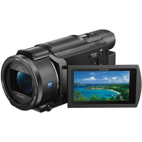 Cámara Sony Fdr-ax53 4k Ultra Hd Handycam Videocámara