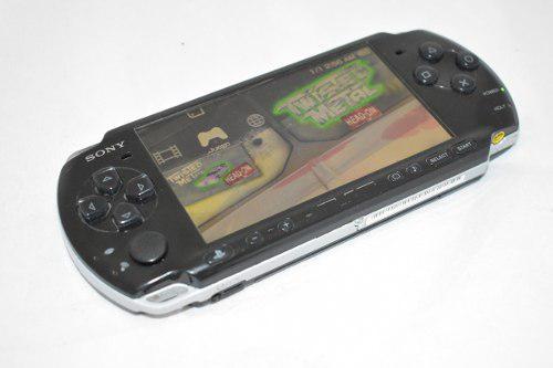 Consola Portatil Psp Slim En Caja 8gb Sony Envio Gratis