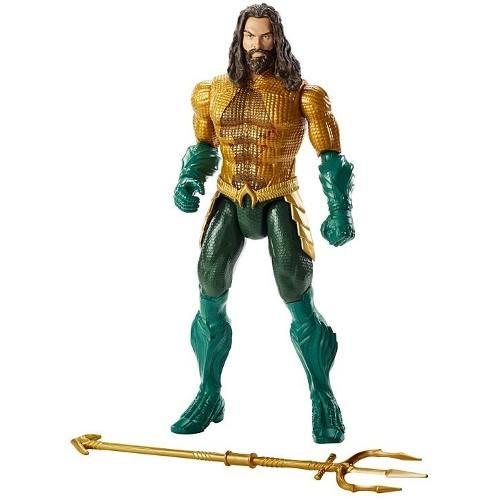 Dc Aquaman Movie Muñeco Aquaman Con Sonidos 30 Cm