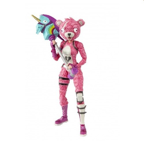 Figura De Acción Fourtnite Cuddle Team Leader Original