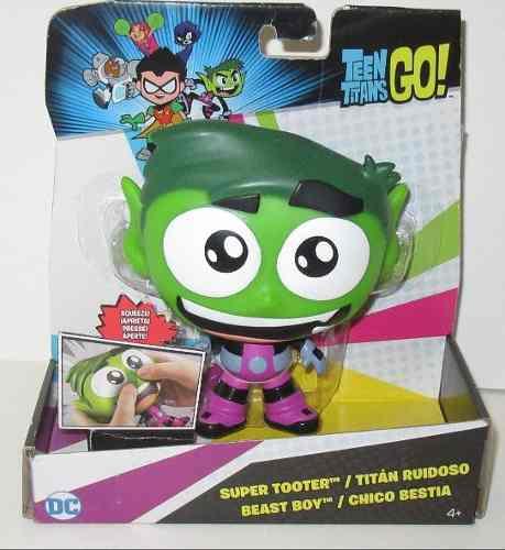 Figura Teen Titans Go Chico Bestia Jovenes Titanes