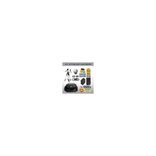 Kit De Accesorios De Lujo Para La Videocámara Sony Handycam