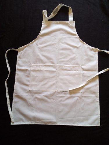 Mandiles Mesero Cocinero Chef Restaurante Gastronomía