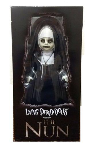 Mezco Living Dead Dolls La Monja Muñeca Del Conjuro 2