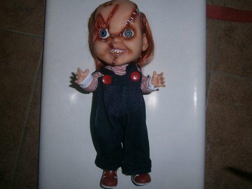 Muñeco Chucky 30 Cm De Alto