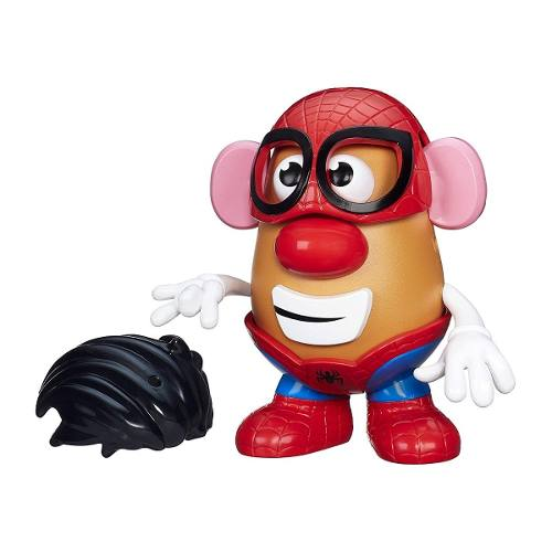 Muñeco Señor Cara De Papa Mr. Potato Spiderman Peter