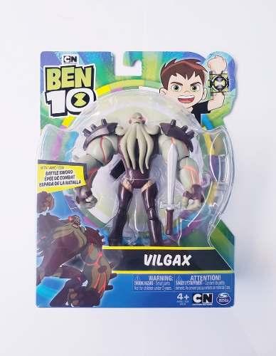 Oferta Muñeco Ben 10 De Vilgax !!