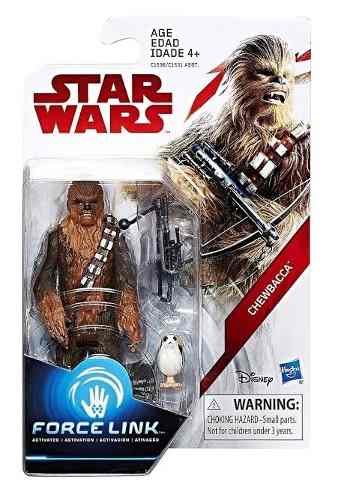 Oferta Muñeco Star Wars Force Link De Chewbacca !!