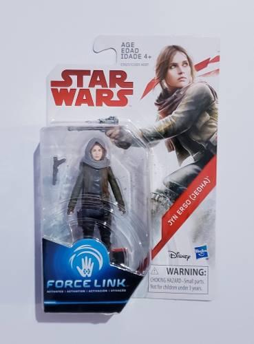 Oferta Muñeco Star Wars Force Link De Jyn Erso !!