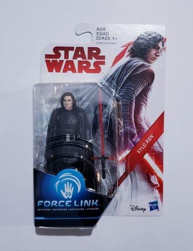 Oferta Muñeco Star Wars Force Link De Kylo Ren !!