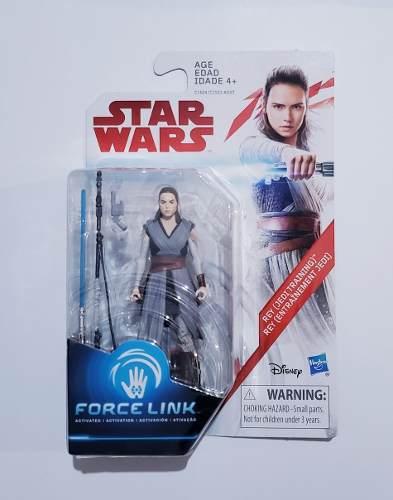 Oferta Muñeco Star Wars Force Link De Rey Jedi Training !!