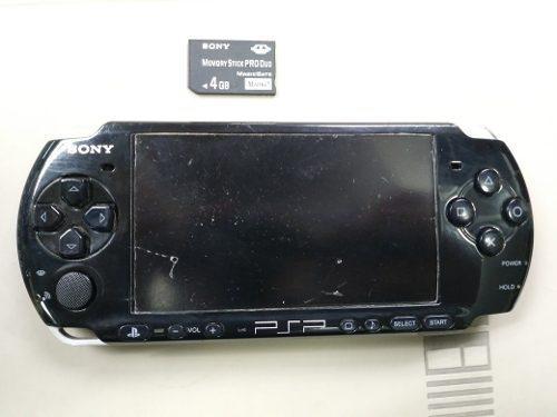 Psp Slim 2001-3001 Con Memoria 16gb Con Juegos Incluidos