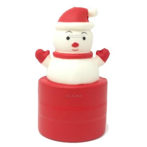 Squishy Kawaii Juguetes Muñeco De Nieve Navidad